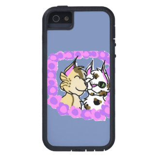 Brackenfur and Sorreltail phonecase iPhone 5 Cover