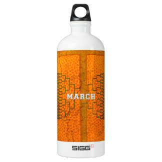 Bracketology March Basketball Tournament SIGG Traveller 1.0L Water Bottle