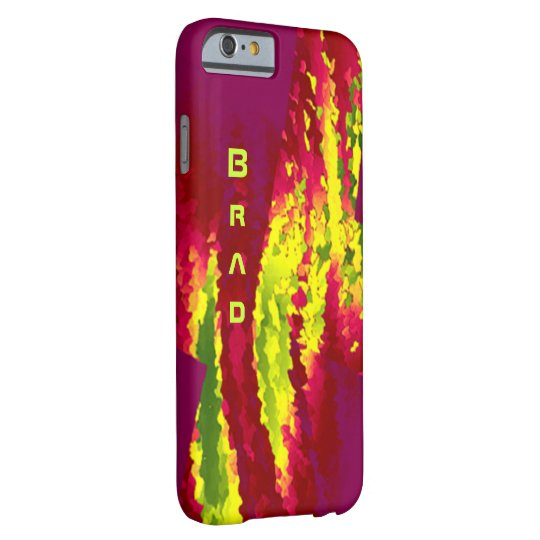 Brad Reddish iPhone case
