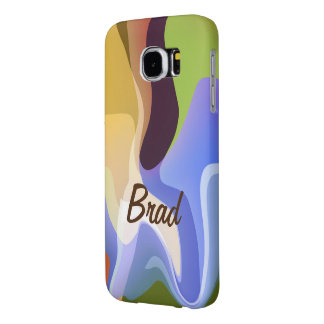 Brad Speckled Style Samsung Galaxy covers