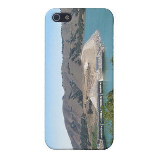 Bradbury Dam at Cachuma Lake Near Santa Ynez iPhone 5/5S Covers