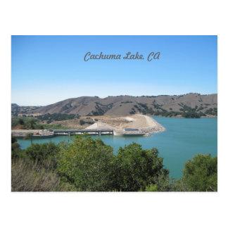 Bradbury Dam at Cachuma Lake Near Santa Ynez Postcard