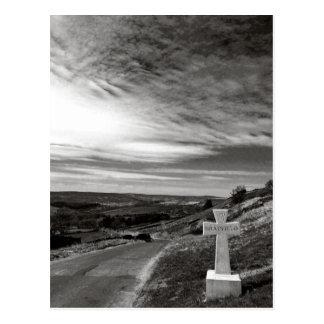 Bradfield Cross Postcard