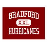 Bradford - Hurricanes - Middle - Starke Florida Postcard