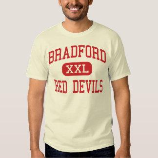 Bradford - Red Devils - High - Kenosha Wisconsin Tee Shirts