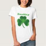 Bradley Shamrock T-shirts