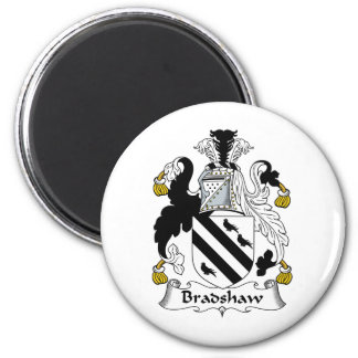 Bradshaw Family Crest Refrigerator Magnets