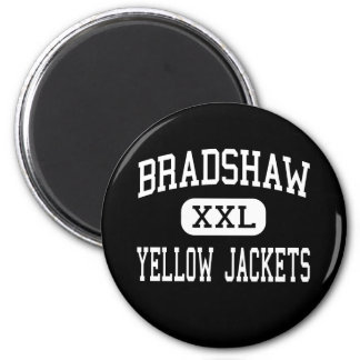 Bradshaw - Yellow Jackets - Junior - Bradshaw 6 Cm Round Magnet