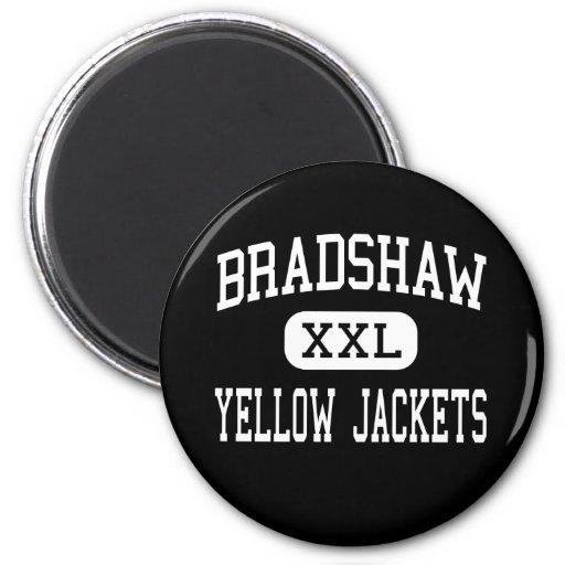 Bradshaw - Yellow Jackets - Junior - Bradshaw Fridge Magnets