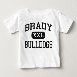 Brady - Bulldogs - Brady High School - Brady Texas T Shirts