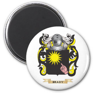Brady Coat of Arms (Family Crest) Magnet