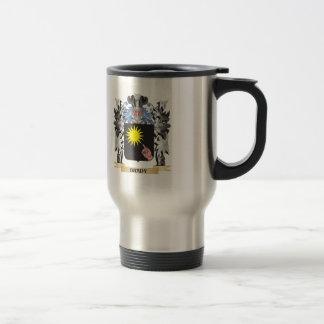 Brady Coat of Arms - Family Crest Travel Mug