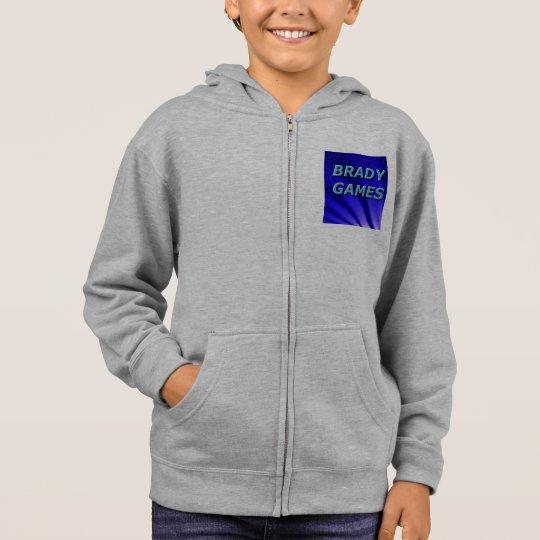 Brady Games Official Merchandise Zip-Up Hoodie Kid