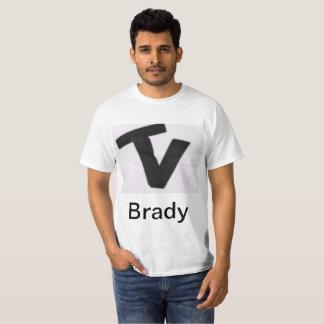 Brady team Vlog shirt