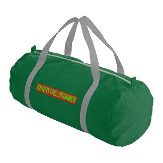 BradyTheLitGamer gym bag