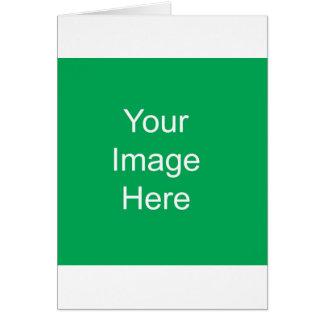 Brag-o-matic Patent Greeting Card