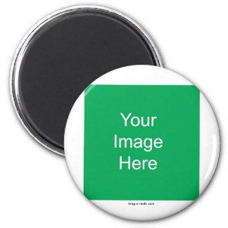 Brag-o-matic Patent Magnet
