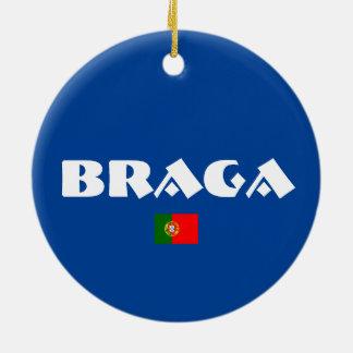 Braga Circle Ornament