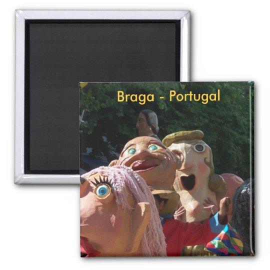 Braga Magnet