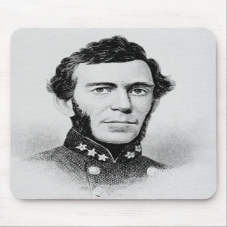 Bragg - Braxton Confederate General Civil War Mousepad