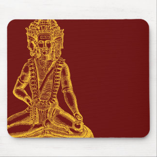 Brahma (gold) mouse pads