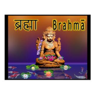 Brahmā Postcard