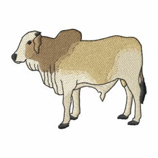 Brahman Bull Embroidered Polo Shirt