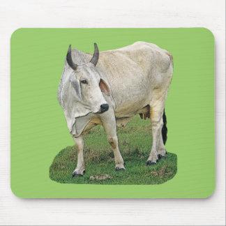 Brahman Cow Mousepad