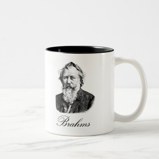 Brahms Coffee Mug