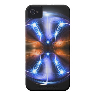 Braided light iPhone 4 covers