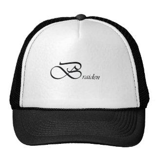 Braiden Cap