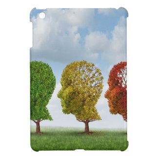 Brain Aging iPad Mini Cases