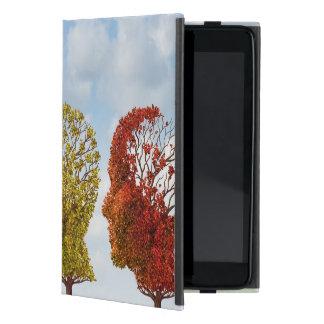 Brain Aging iPad Mini Cover
