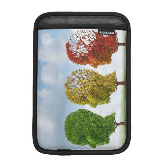 Brain Aging iPad Mini Sleeve