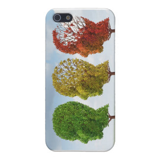 Brain Aging iPhone 5/5S Cover