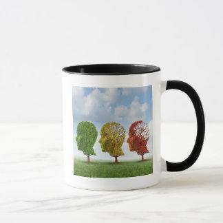Brain Aging Mug
