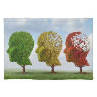Brain Aging Placemat