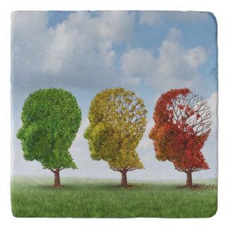 Brain Aging Trivet