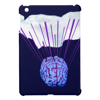 Brain and the Internet Cloud Case For The iPad Mini