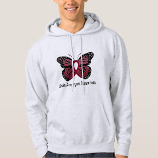 Brain Aneurysm Awareness Hoodie