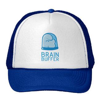 Brain Buffer Hat Blue
