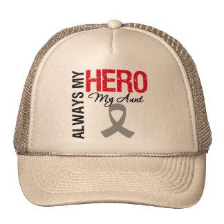 Brain Cancer Always My Hero My Aunt Mesh Hats
