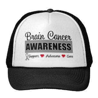 Brain Cancer Awareness & Advocacy Cap