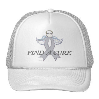Brain Cancer Awareness Cap