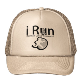 Brain Cancer Awareness I Run Cap