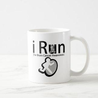 Brain Cancer Awareness I Run Mugs
