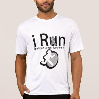 Brain Cancer Awareness I Run Shirts