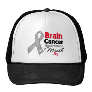 Brain Cancer Awareness Month Trucker Hat