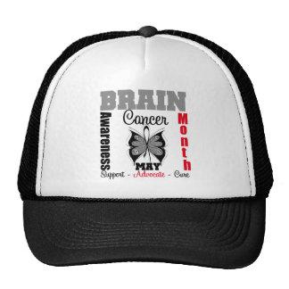 Brain Cancer Awareness Month Hat