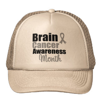 Brain Cancer Awareness Month - May Hat